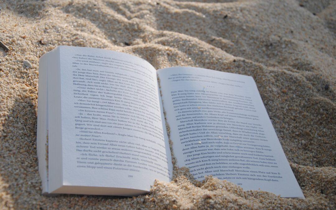 La lettura estiva: uno strumento prezioso per stare con noi stessi