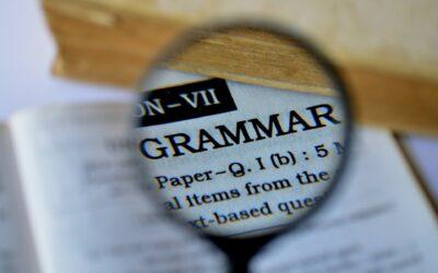 Che scoperta la grammatica valenziale!